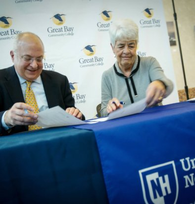 GBCC and UNH Manchester Announce Two New Transfer Pathways in the Communication Arts